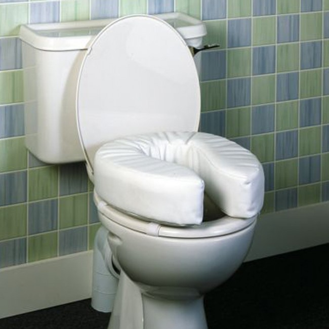 7a1070 Padded Raised Toilet Seat 1 Assistive Technology Blog